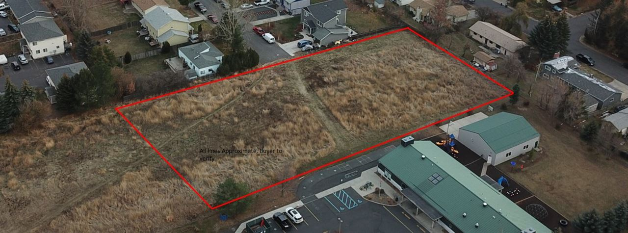 TBD Ilene Drive Property Photo - Moscow, ID real estate listing
