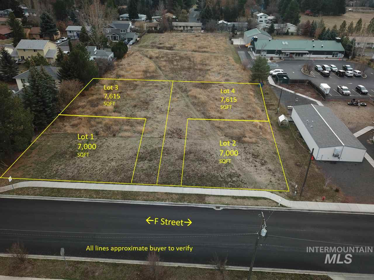 000 F Street Parcel #4 Property Photo - Moscow, ID real estate listing