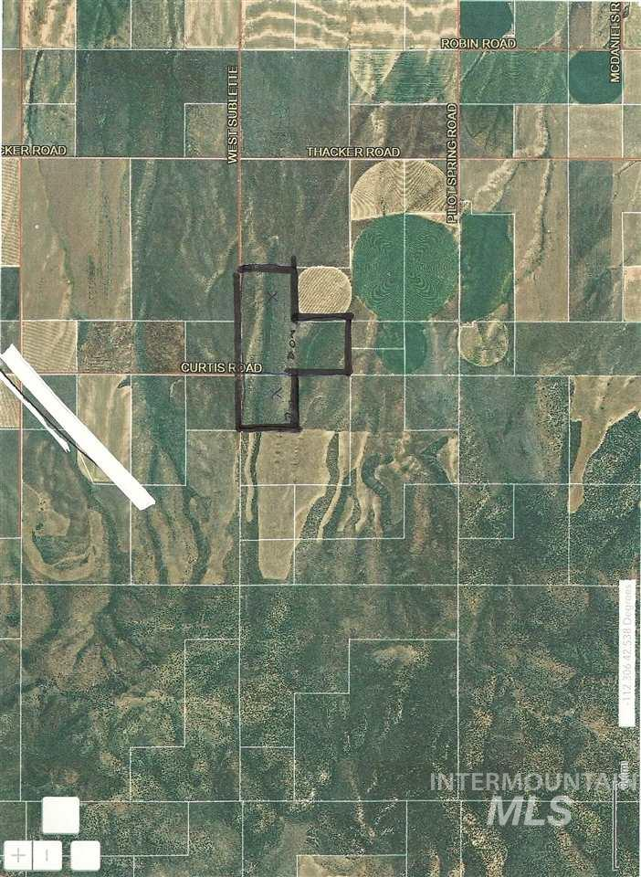 TBD W Sublett Rd Property Photo - McCammon, ID real estate listing