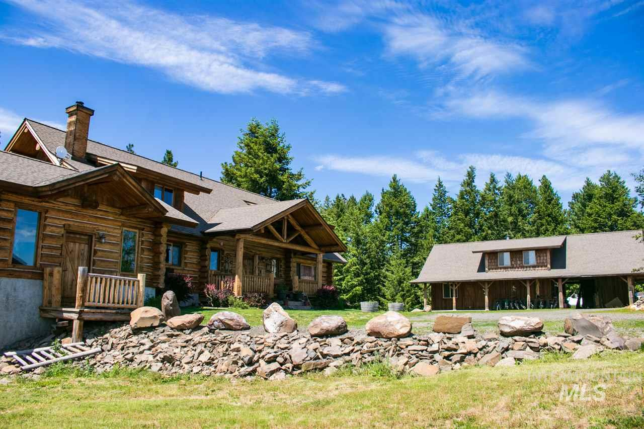 396 Olander Rd Property Photo - Winchester, ID real estate listing