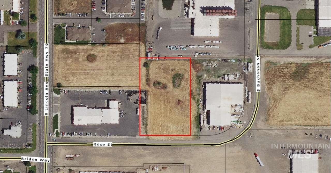 TBD Rose St. Property Photo - Jerome, ID real estate listing