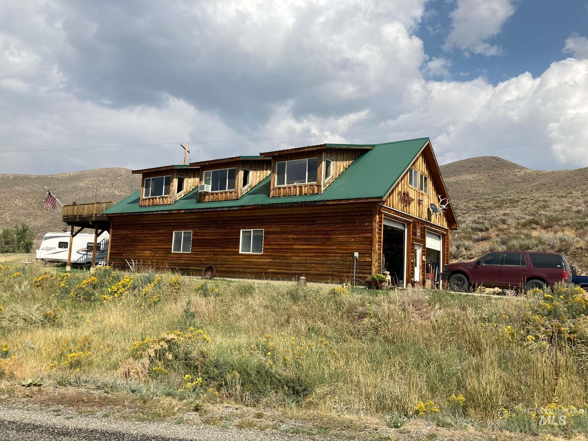 944 N Soldier Creek Rd Property Photo - Fairfield, ID real estate listing