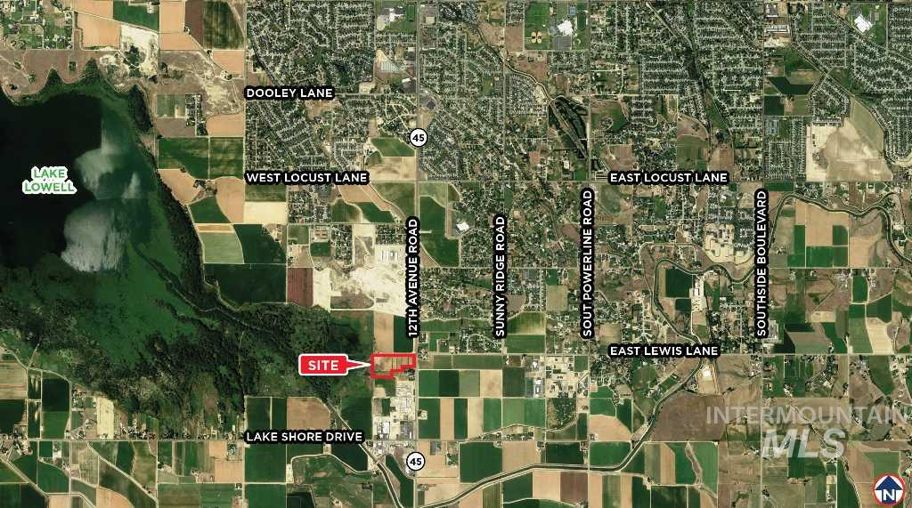 Highway 45 & E Lewis Lane Property Photo