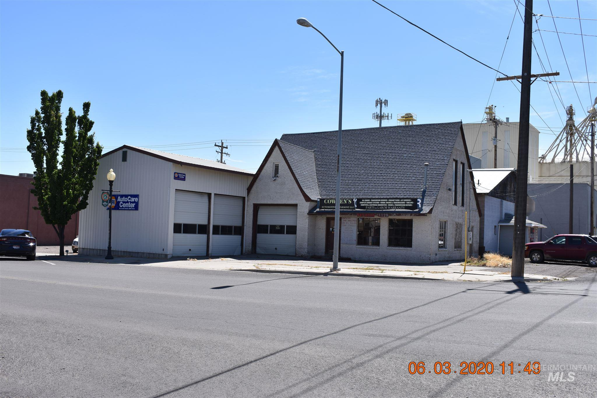 1129 Main St Property Photo - Buhl, ID real estate listing