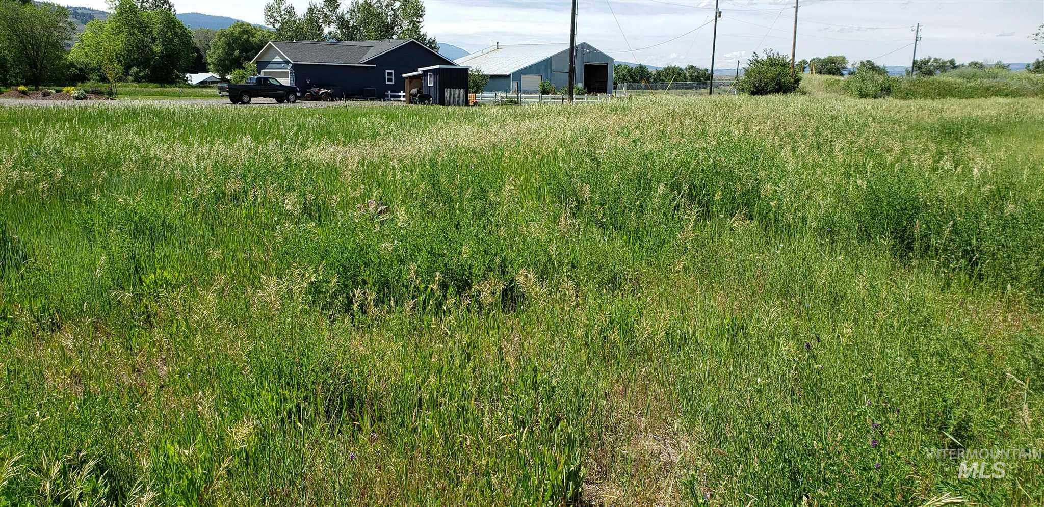 Lot 3 Main Street Property Photo - Council, ID real estate listing