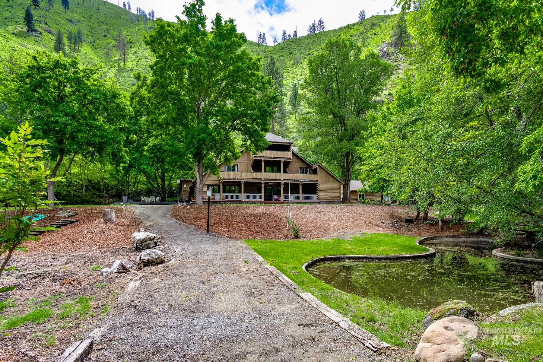 1590 Big Salmon Road Property Photo - Riggins, ID real estate listing