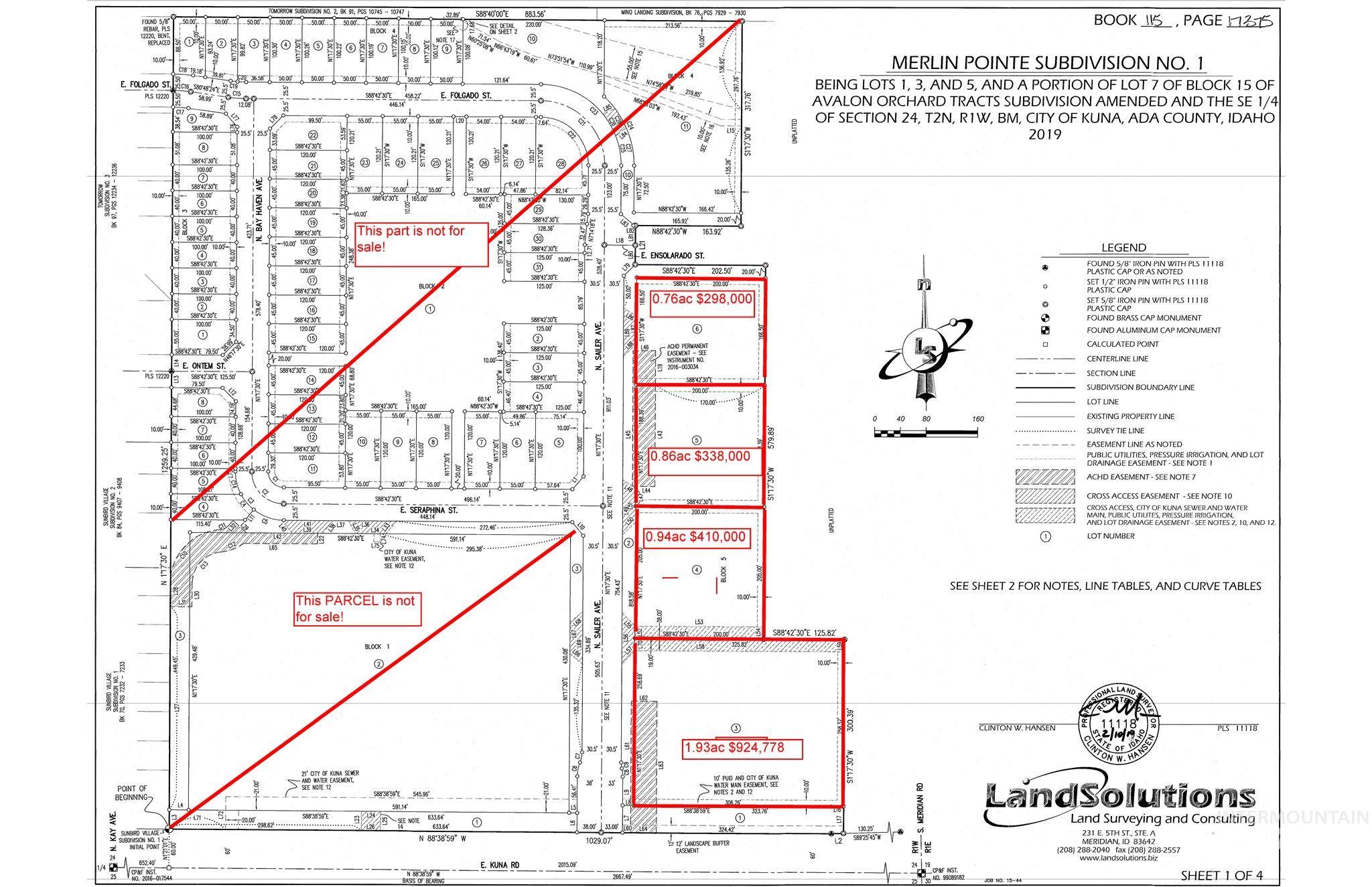 250 N Sailer Property Photo - Kuna, ID real estate listing