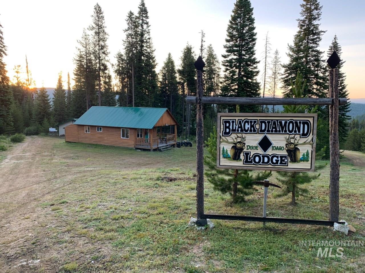 125 Black Diamond Lane Property Photo - Dixie, ID real estate listing