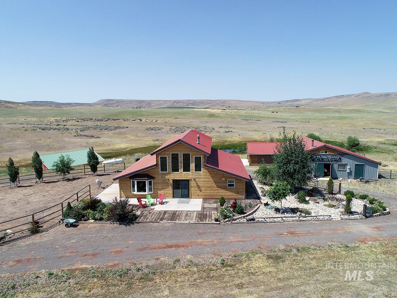 3431 Big Flat RD Property Photo - Midvale, ID real estate listing