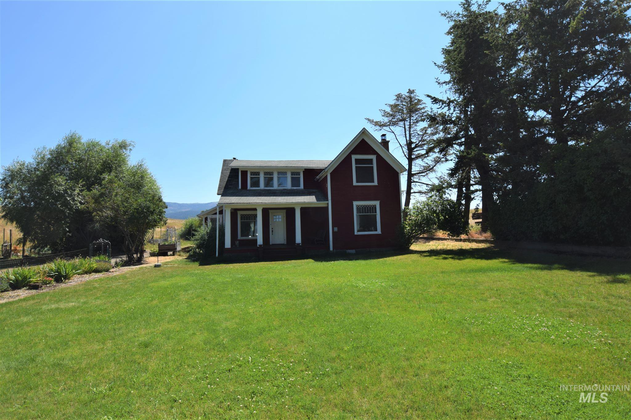 17035 S Highway 95 Property Photo - Grangeville, ID real estate listing