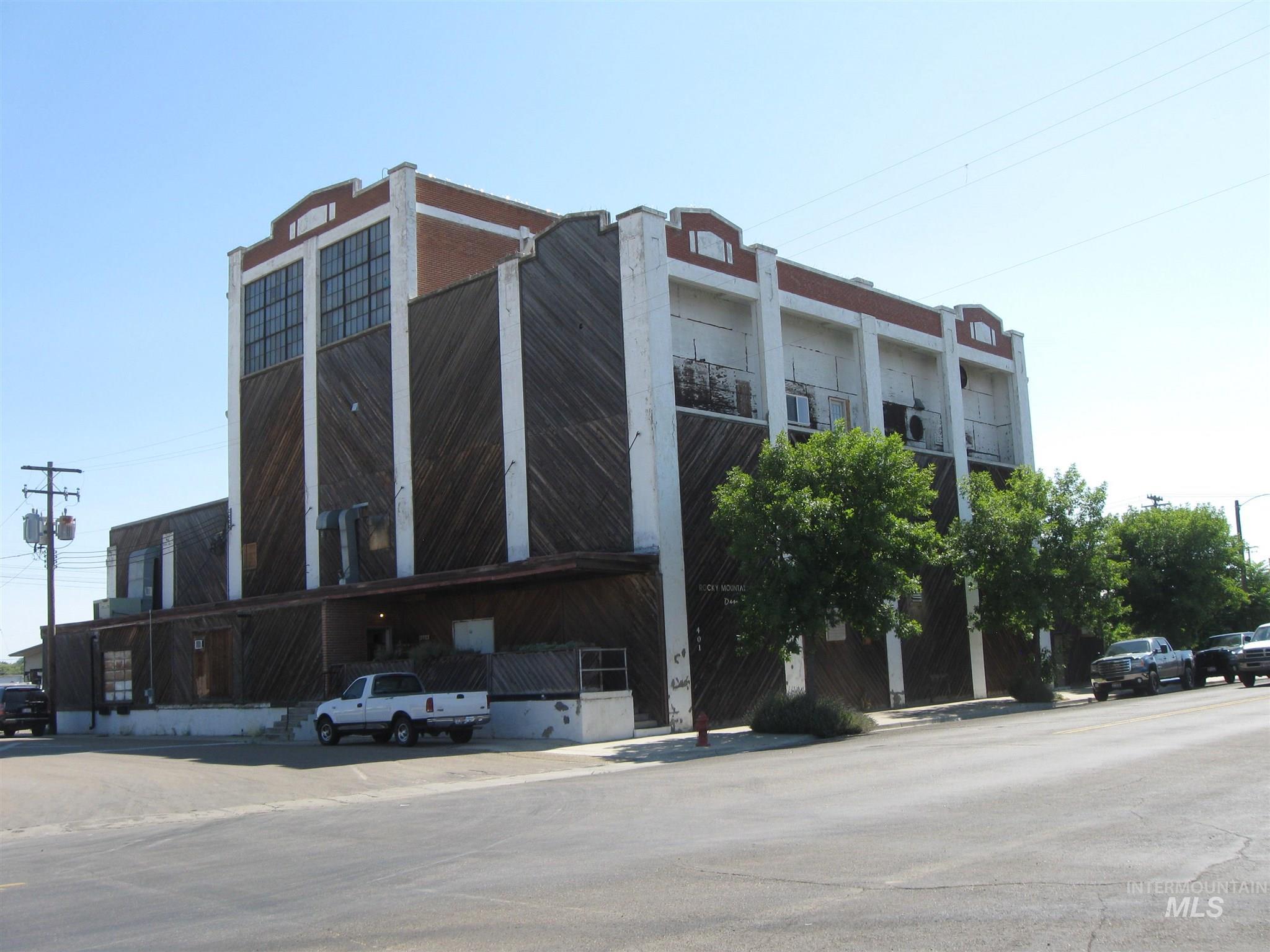 401 Main Street Property Photo - Caldwell, ID real estate listing