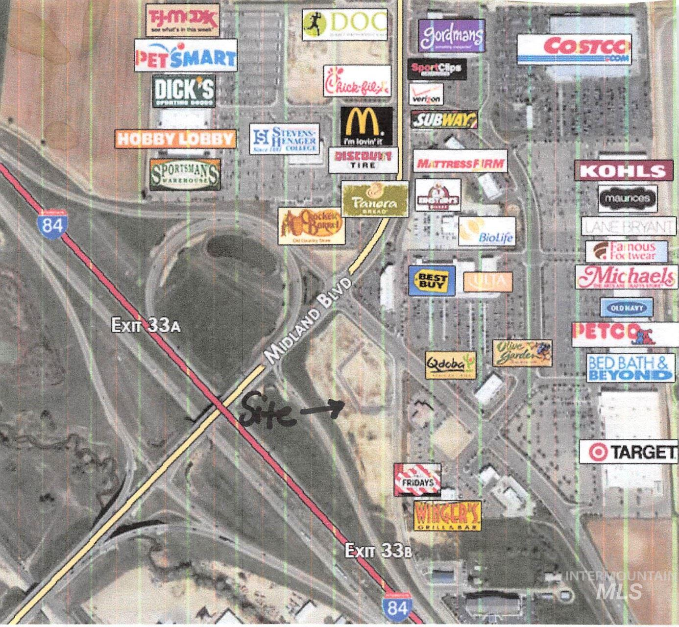 TBD N Merchant Way Property Photo - Nampa, ID real estate listing
