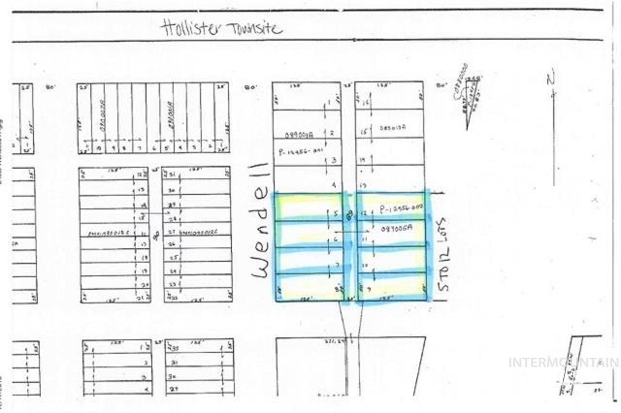 TBD Wendell St Property Photo - Hollister, ID real estate listing