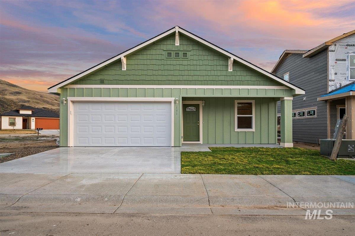 151 Timberwood Dr Property Photo - Horseshoe Bend, ID real estate listing