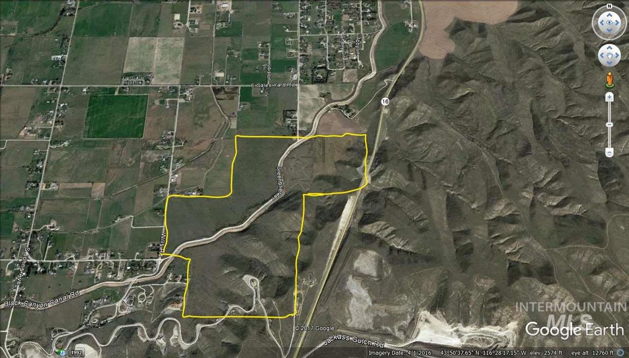 TBD 215 acre S Substation Property Photo - Emmett, ID real estate listing