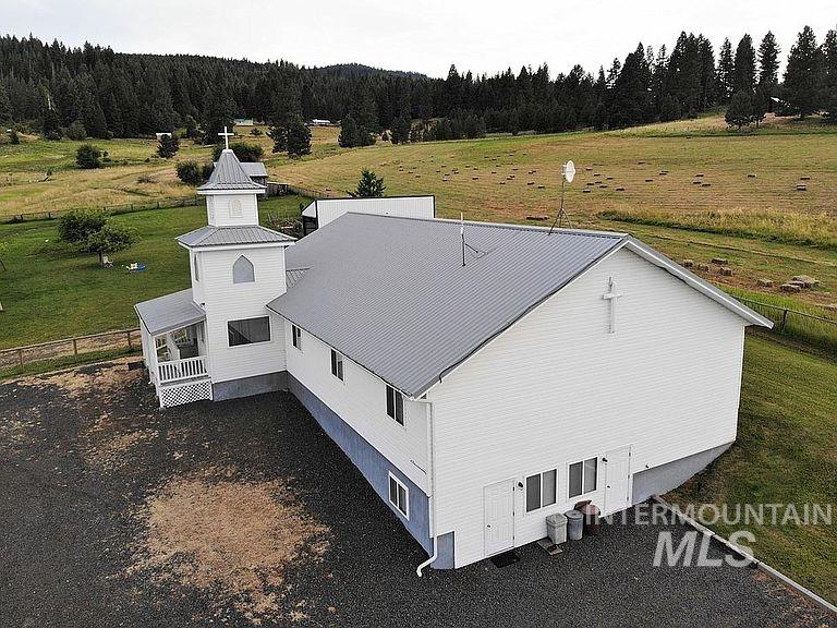 75 Mt. Idaho Loop Road Property Photo - Grangeville, ID real estate listing