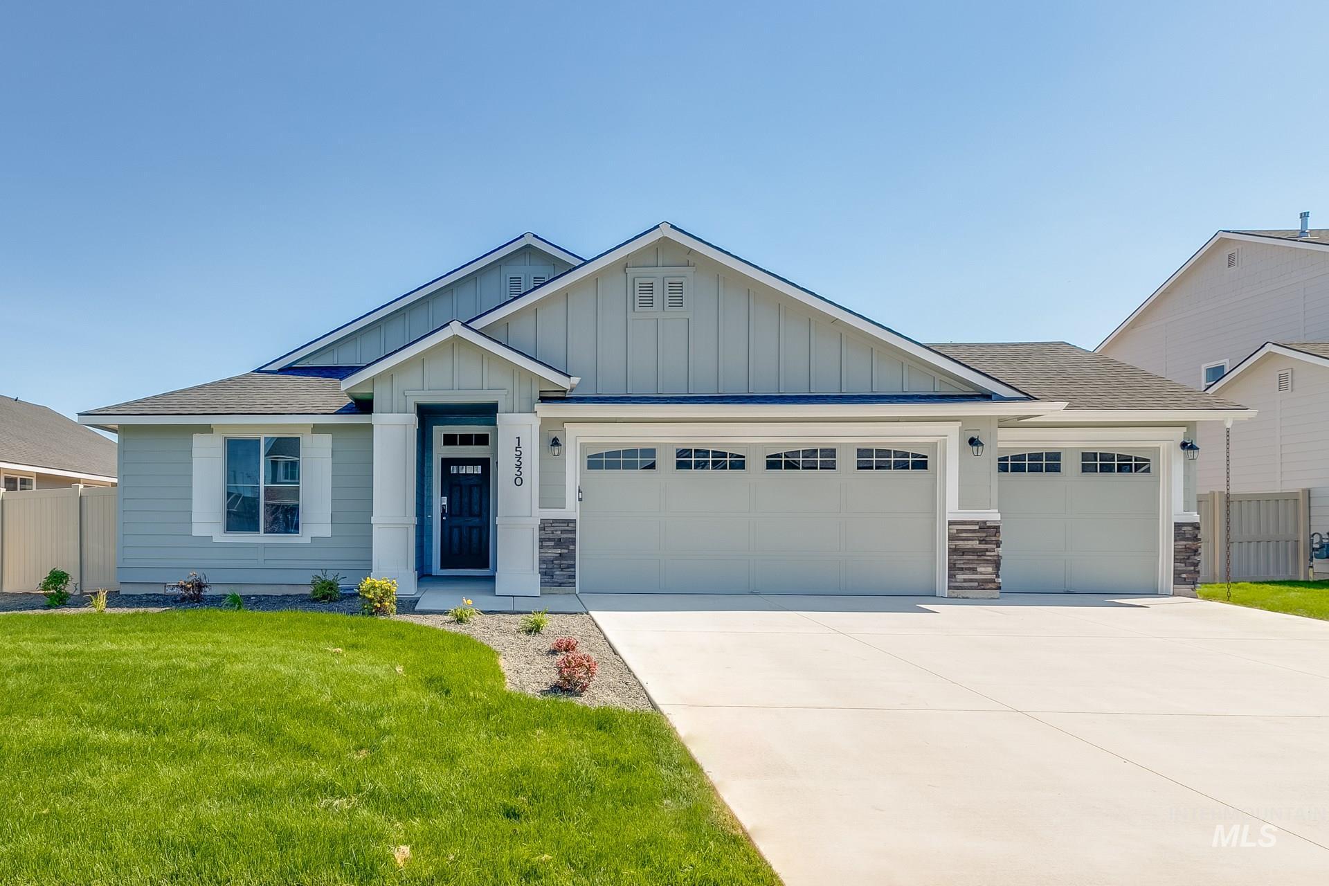 726 W Nannyberry St Property Photo - Kuna, ID real estate listing