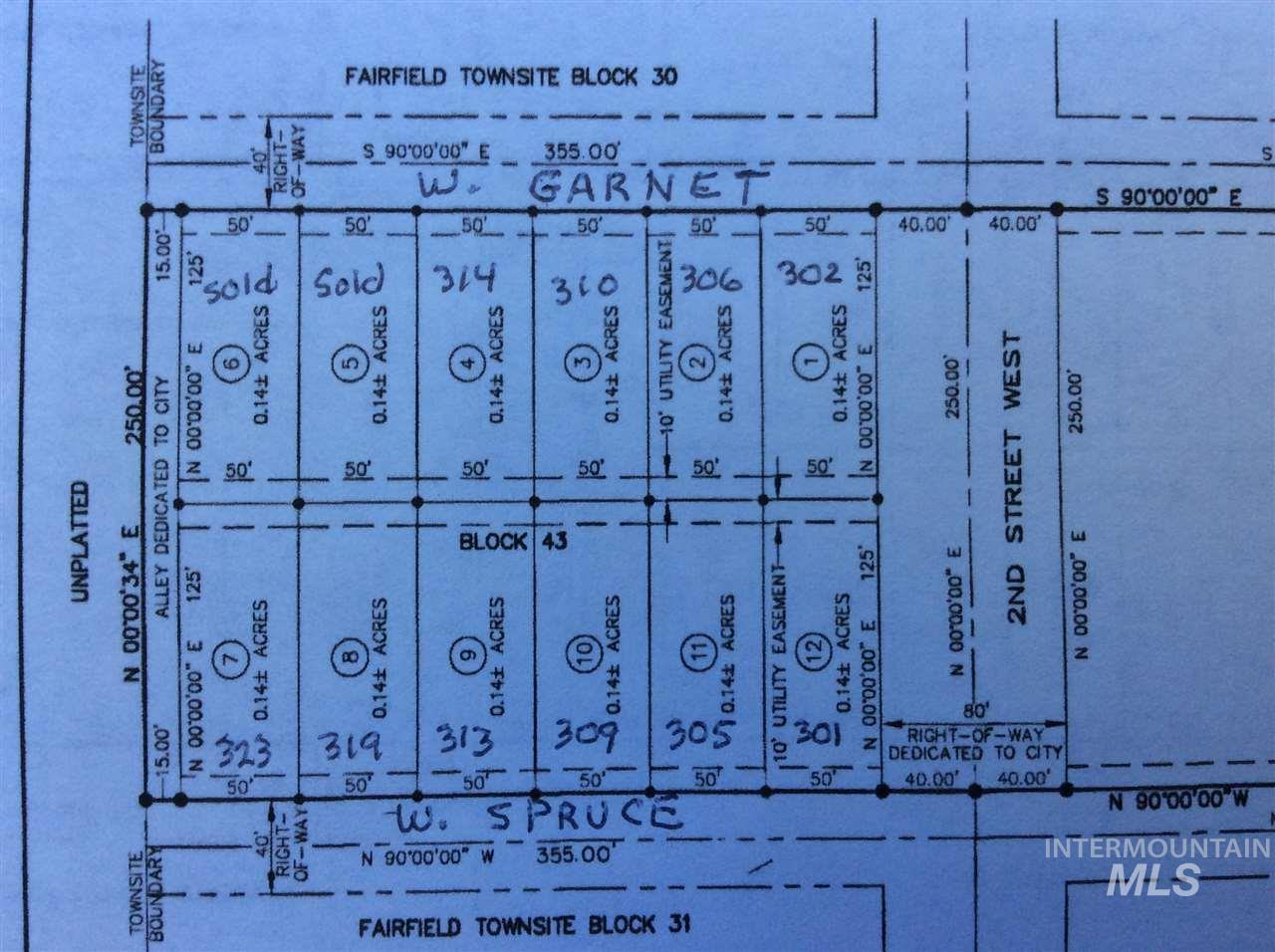 Fairfield Townsite Real Estate Listings Main Image