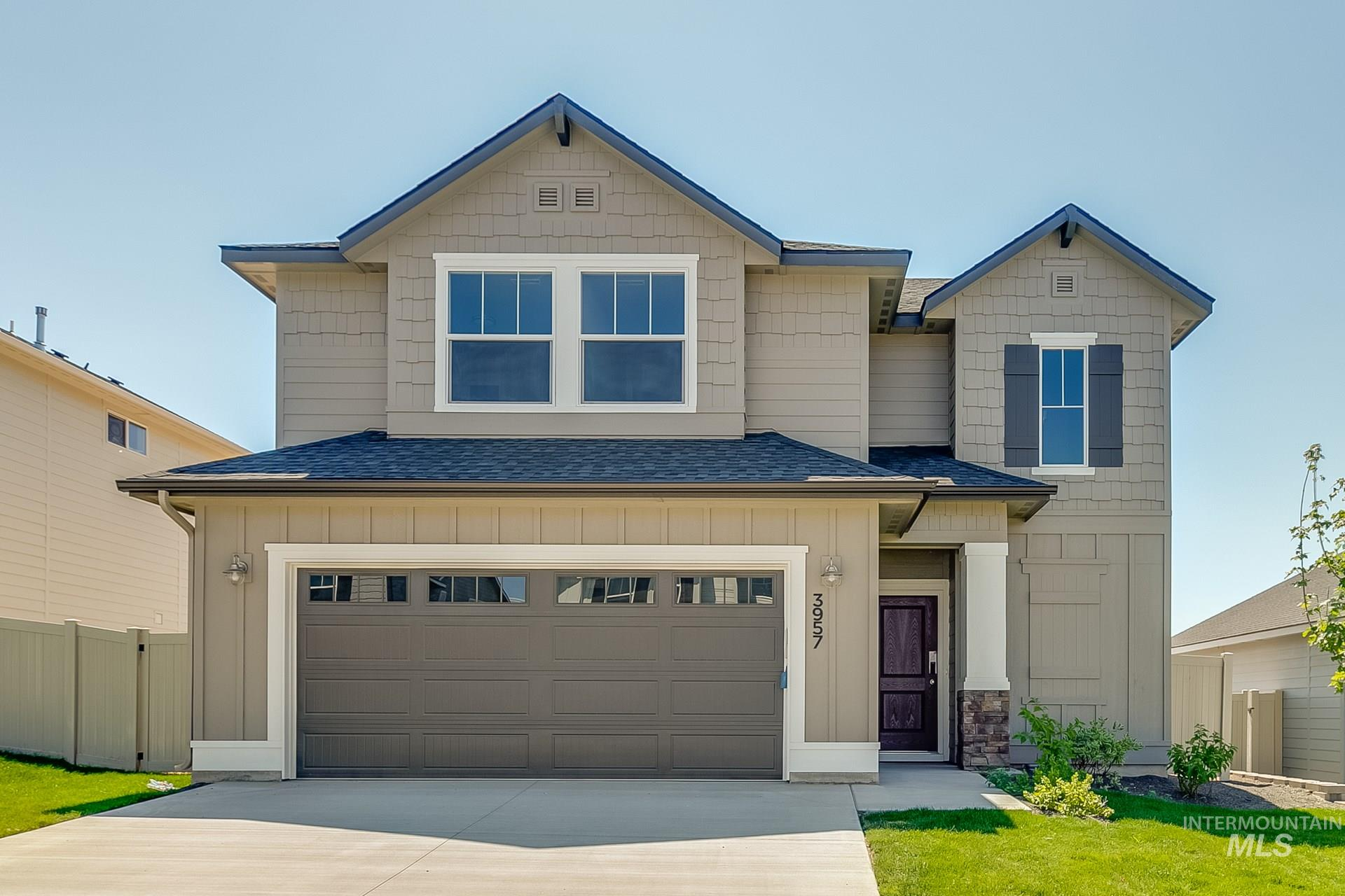 4487 W Sunny Cove St Property Photo - Meridian, ID real estate listing