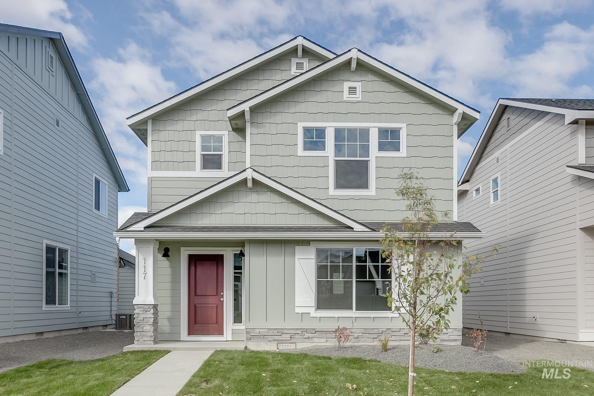4887 W Thornapple Dr Property Photo - Meridian, ID real estate listing