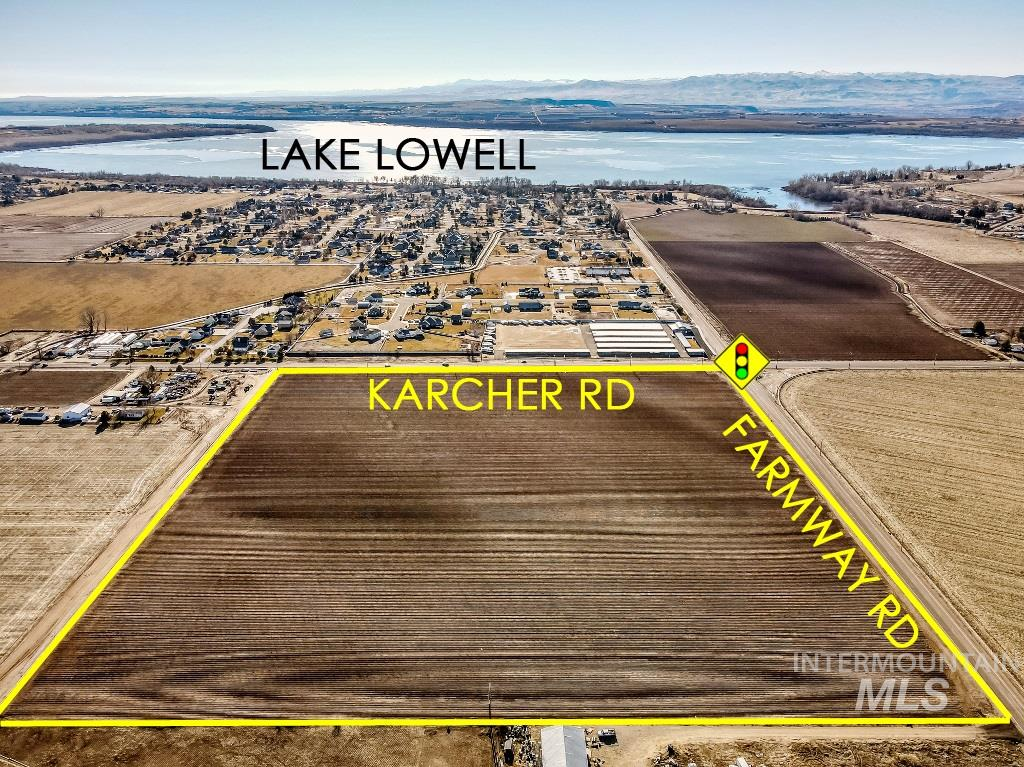 TBD Karcher Rd. Property Photo - Caldwell, ID real estate listing
