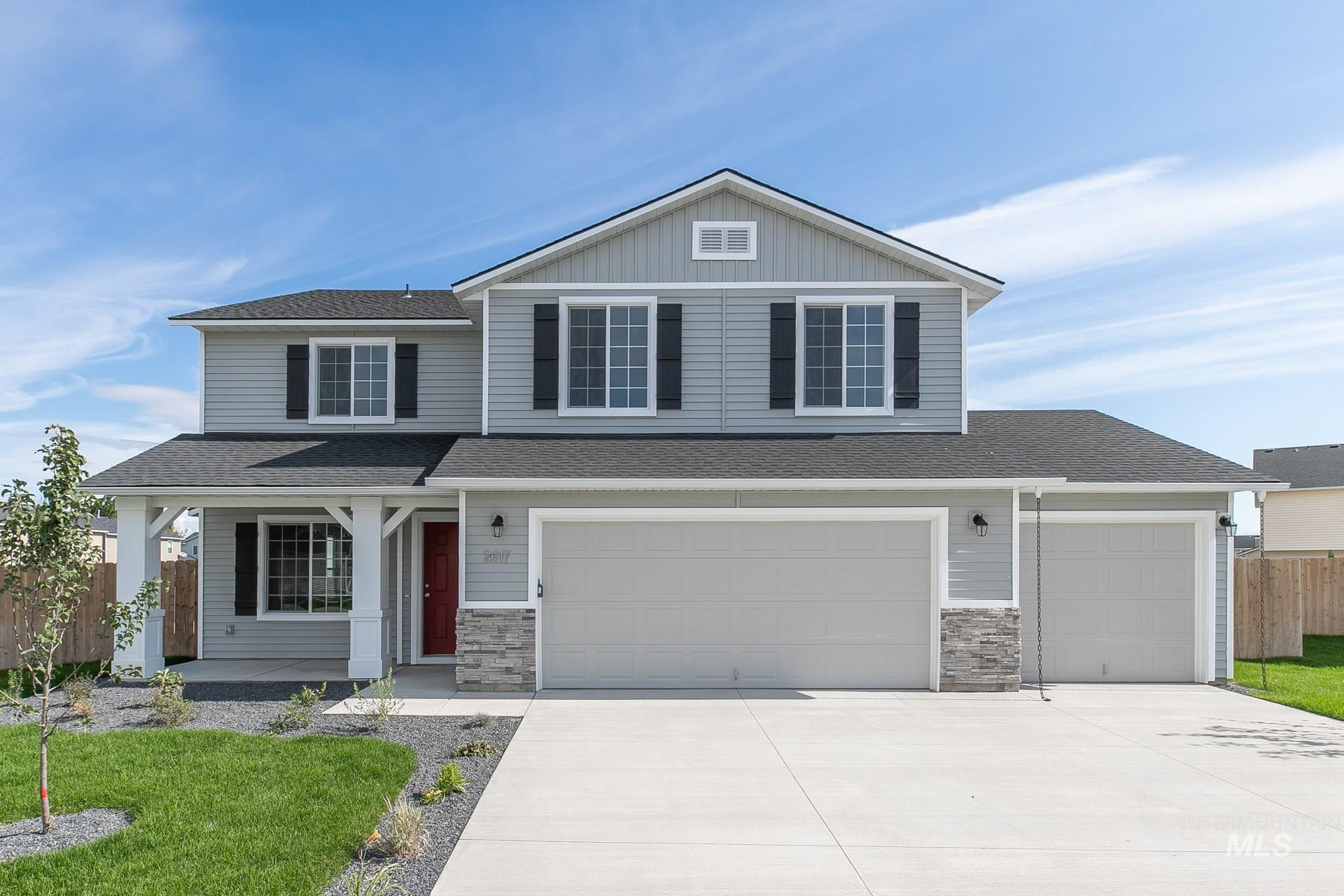 1452 N Thistle Dr Property Photo - Kuna, ID real estate listing