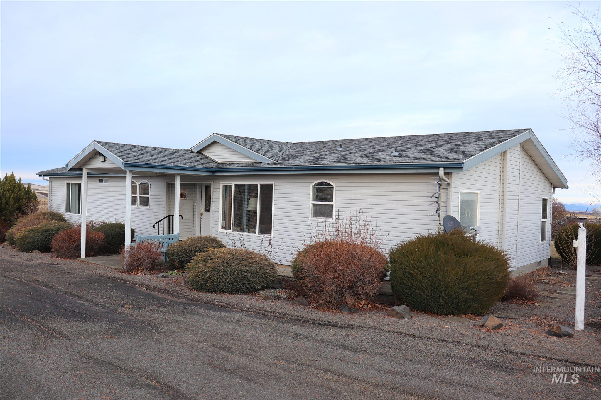 485 Cottonwood Butte Road Property Photo - CottonWood, ID real estate listing