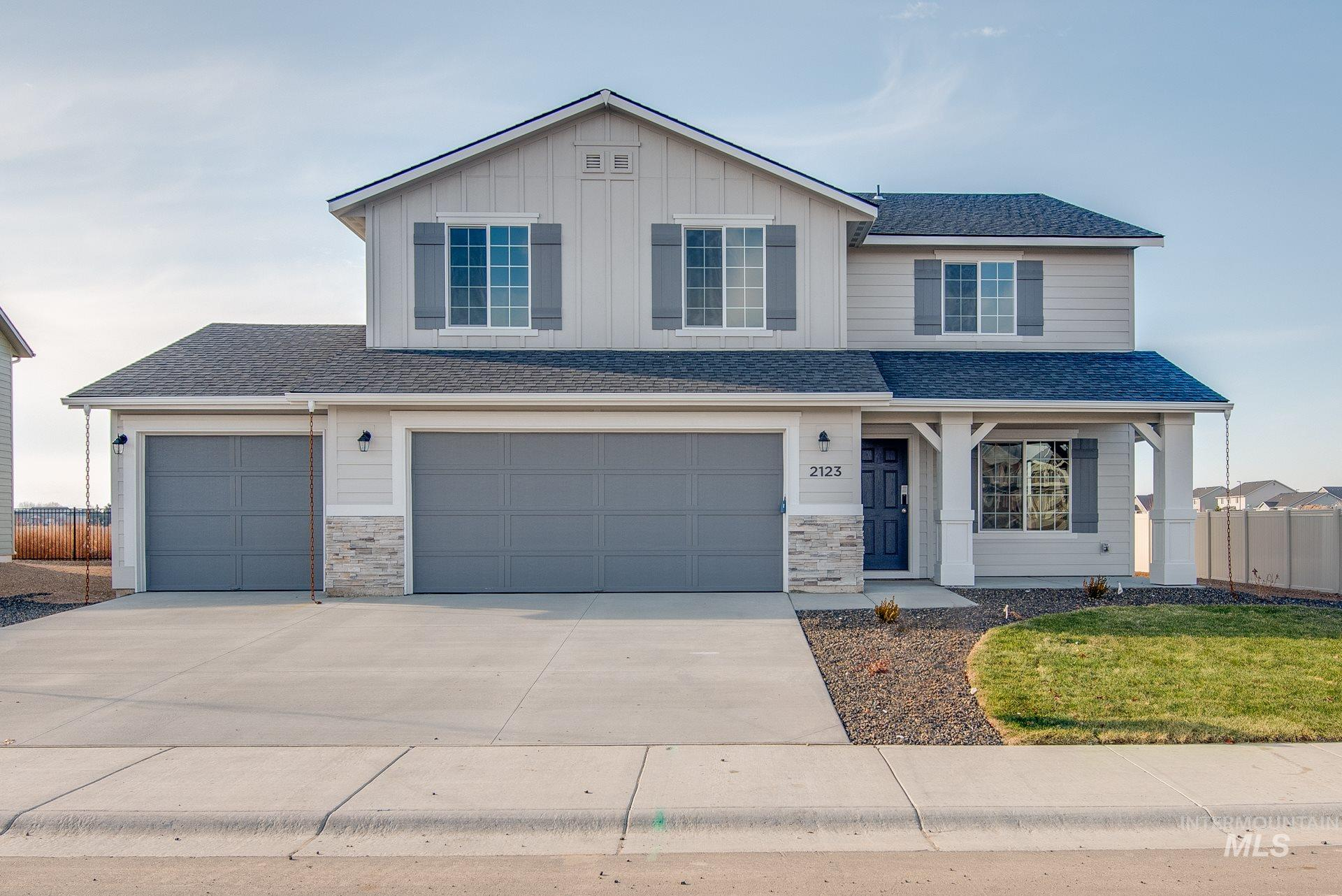 11177 W Roanoke River St Property Photo - Nampa, ID real estate listing