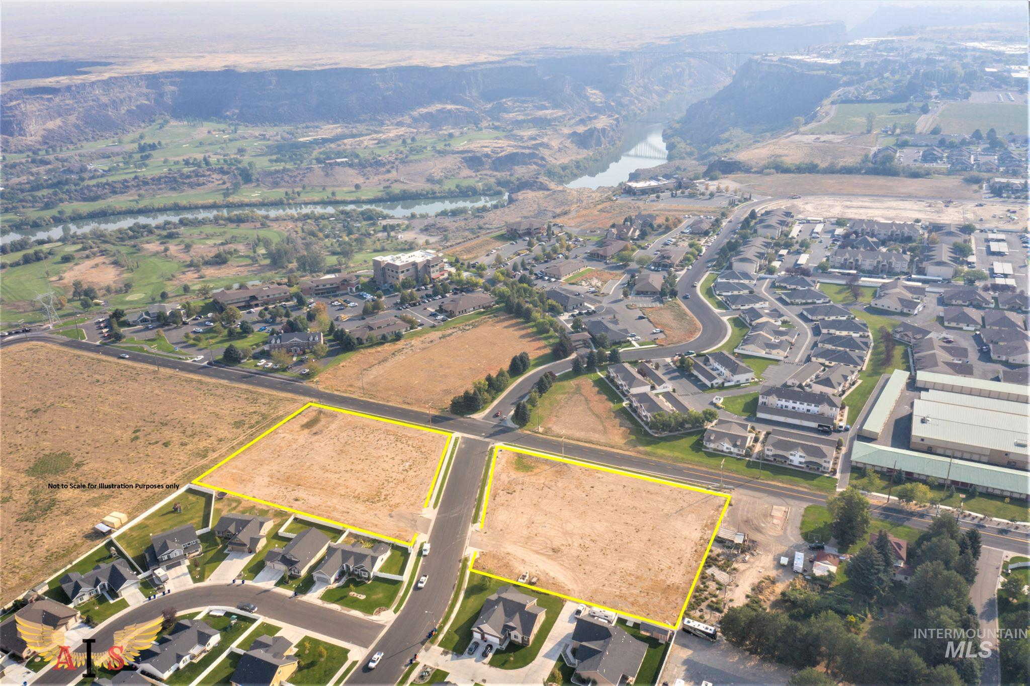 Canyon Crest W Washington St N Approx Property Photo - Twin Falls, ID real estate listing