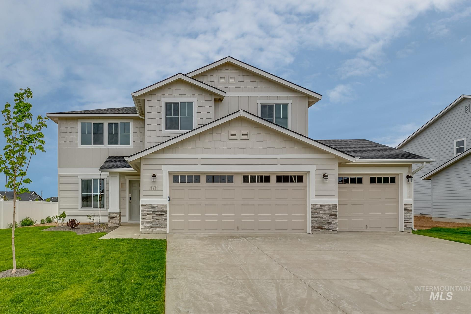 6175 N Colosseum Ave Property Photo - Meridian, ID real estate listing