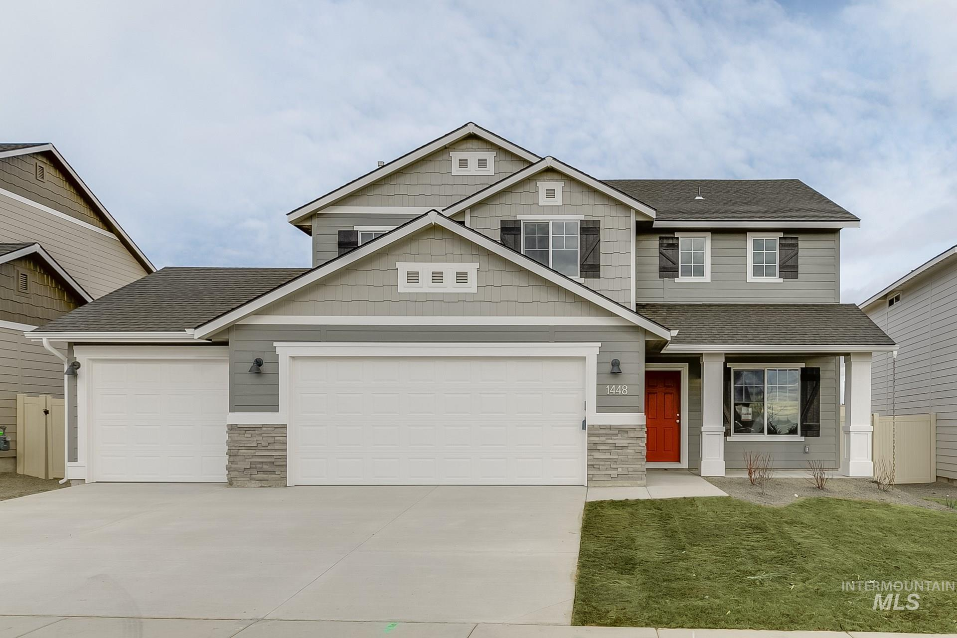 1534 N Thistle Dr Property Photo - Kuna, ID real estate listing