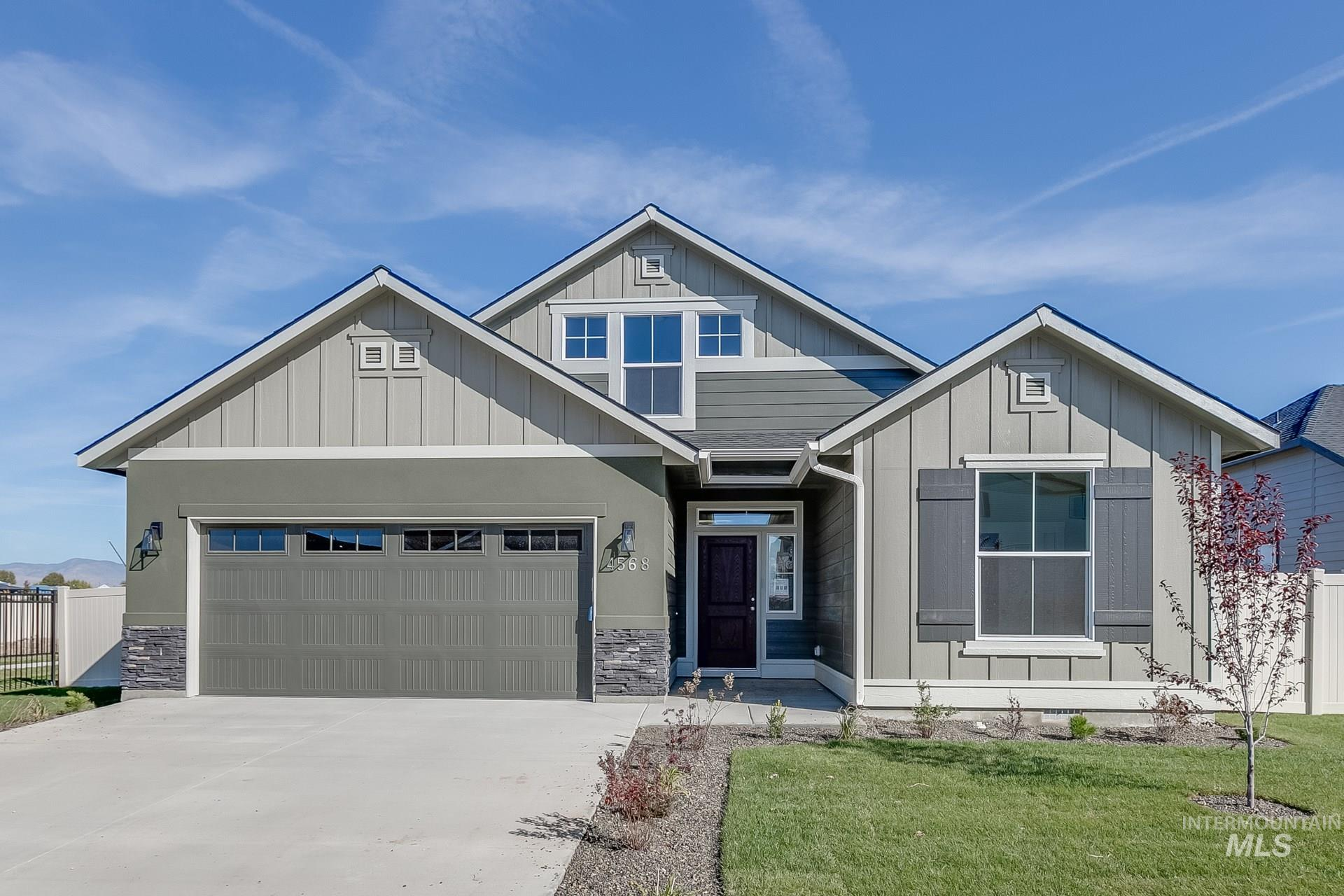 1521 N Thistle Dr Property Photo - Kuna, ID real estate listing