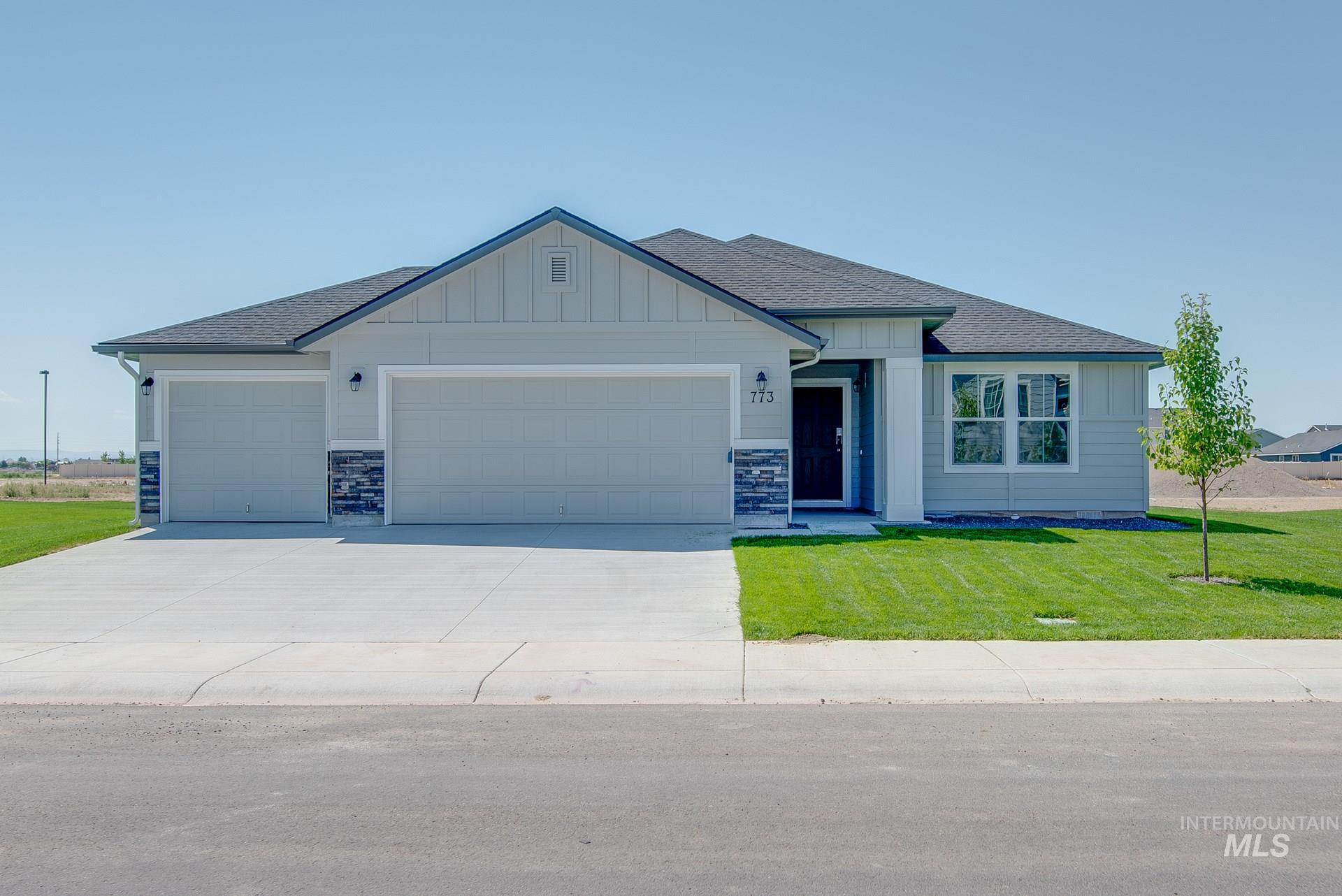 11204 W Mureau River St Property Photo - Nampa, ID real estate listing