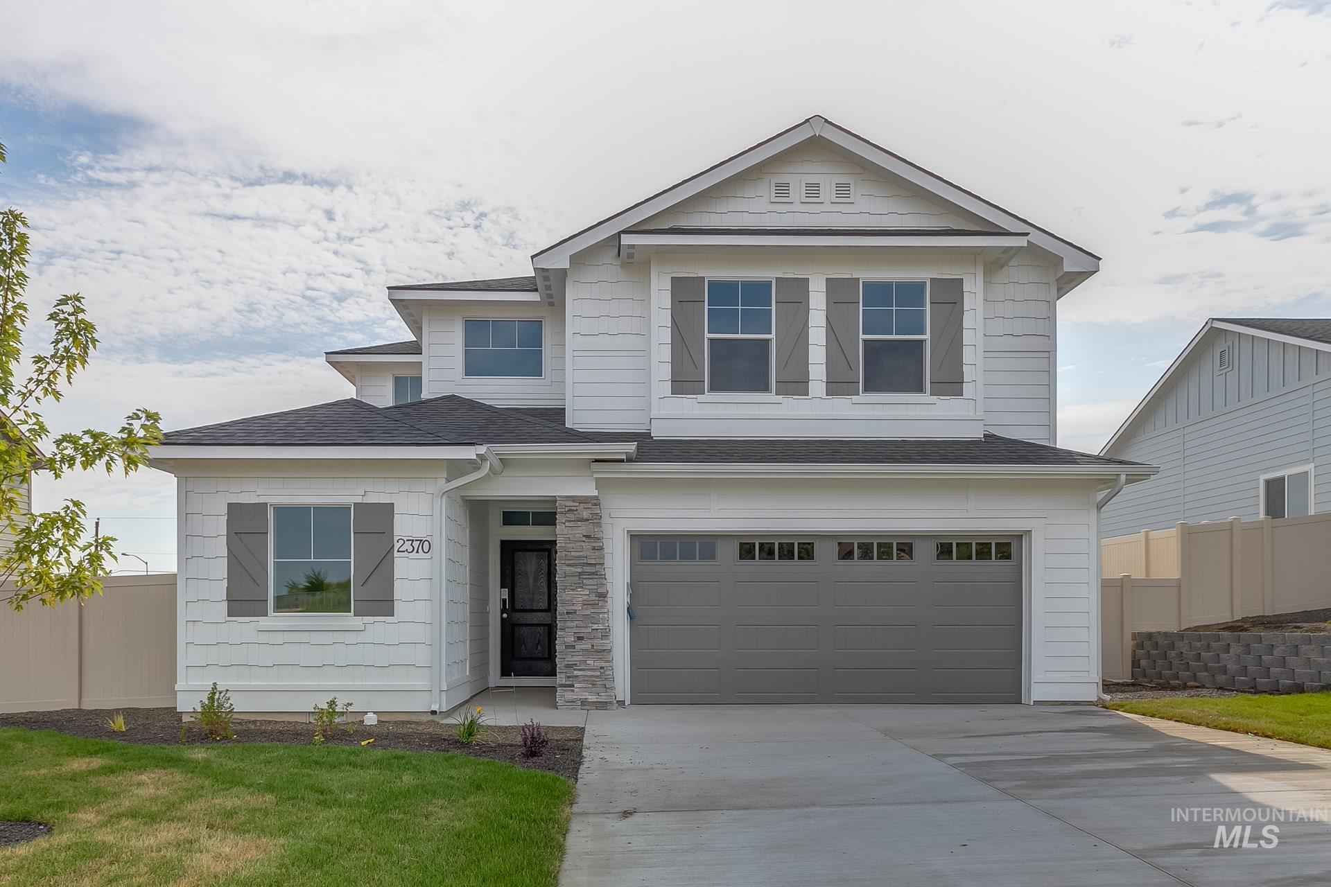 4391 W Sunny Cove St Property Photo - Meridian, ID real estate listing