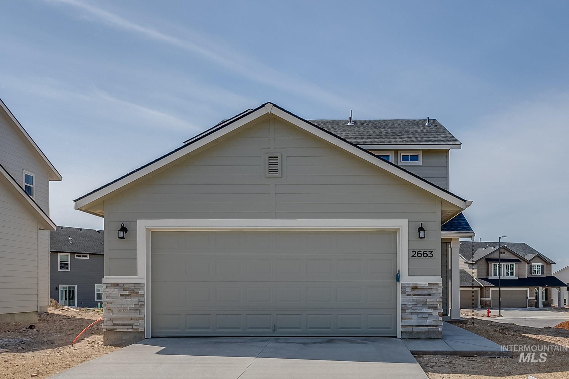 2663 W Balboa Dr Property Photo - Kuna, ID real estate listing
