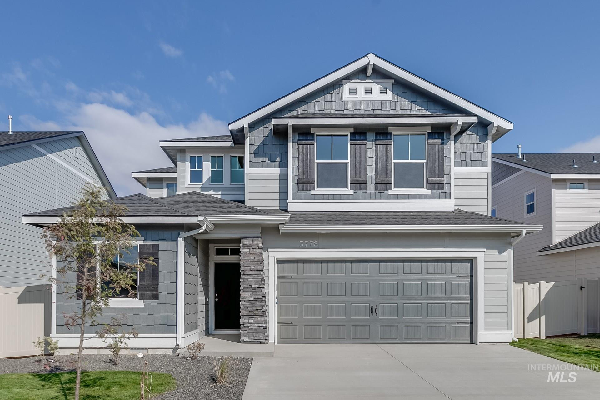 1485 N Thistle Dr Property Photo - Kuna, ID real estate listing