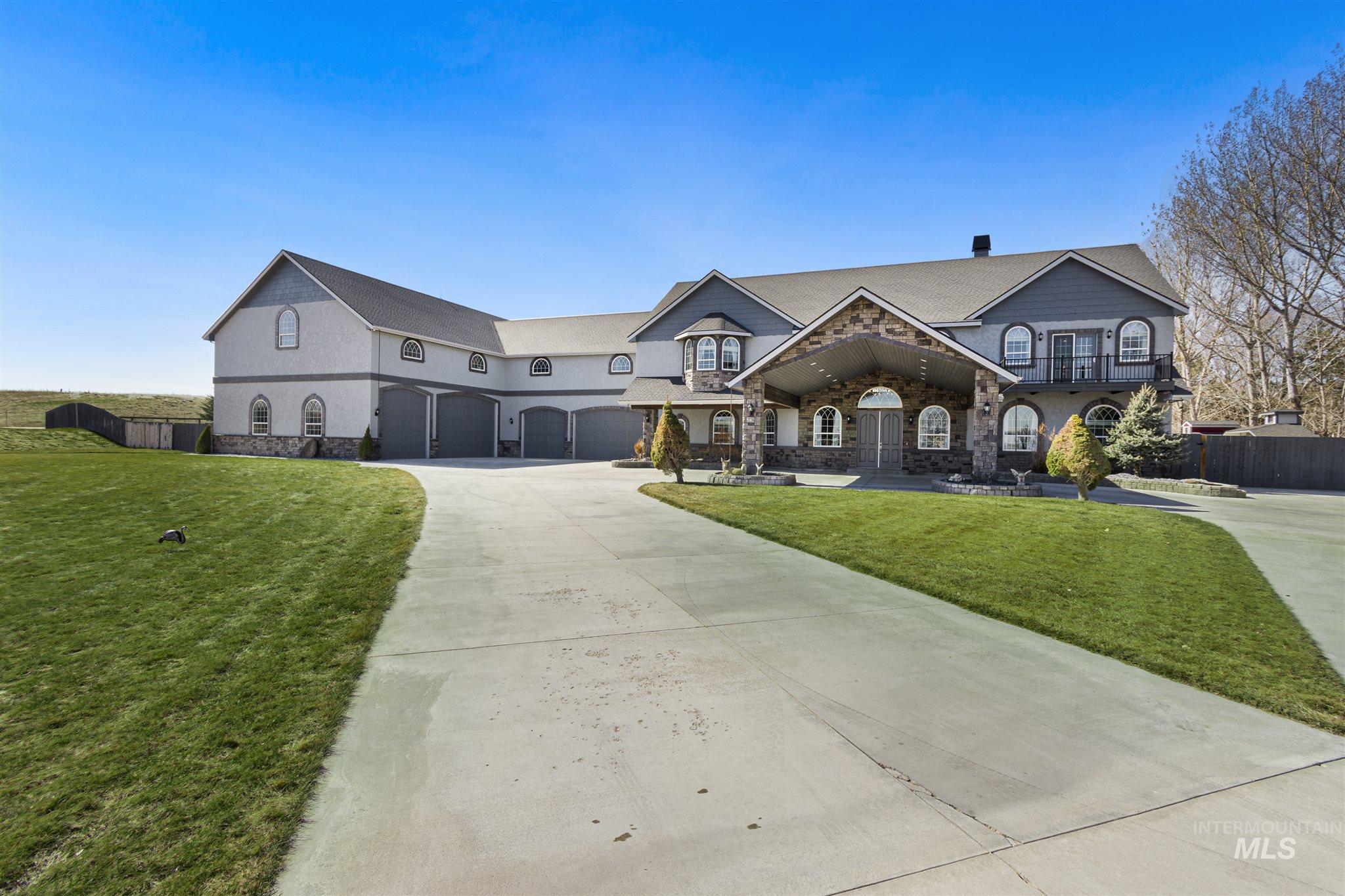 1551 S Luker Rd Property Photo - Kuna, ID real estate listing
