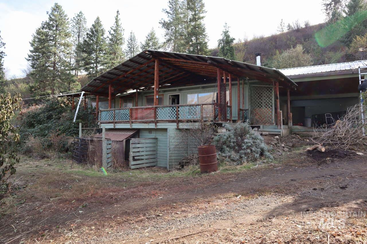 6087 Rice Creek Road Property Photo - CottonWood, ID real estate listing