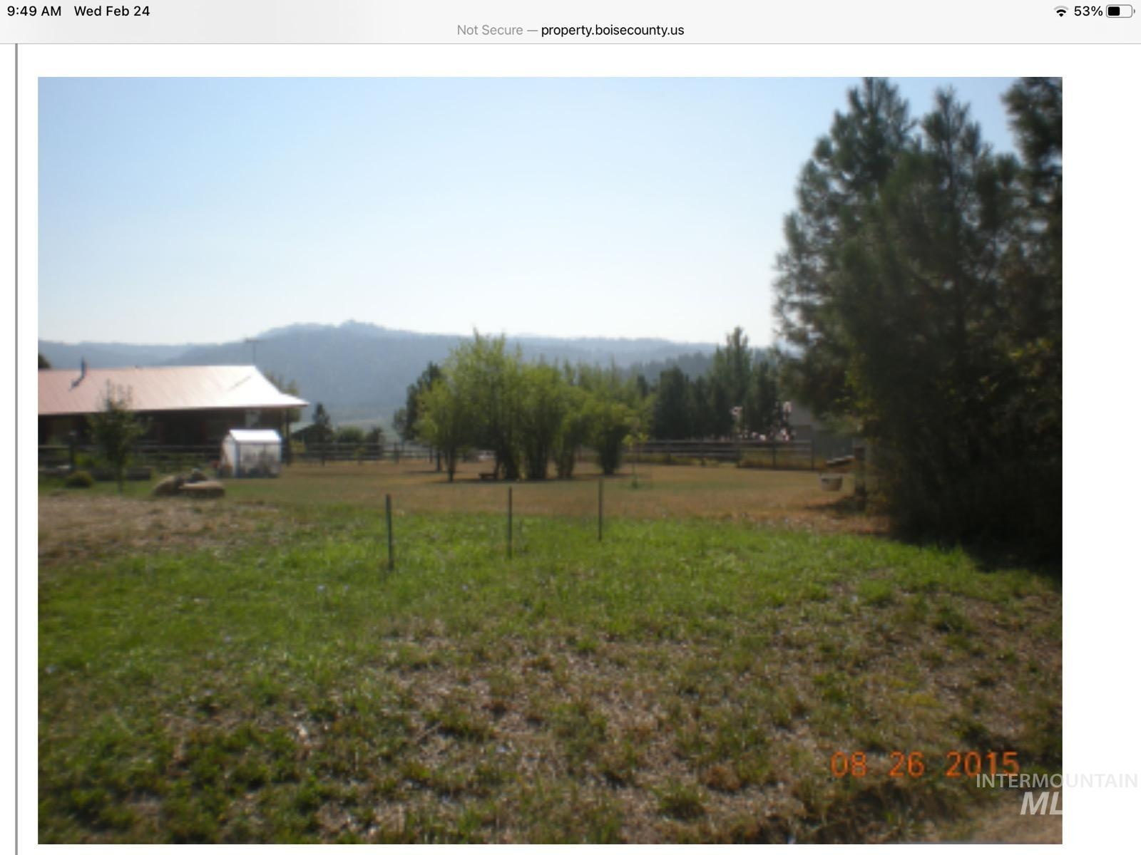 Lot 11 Packer John Dr Property Photo - Garden Valley, ID real estate listing