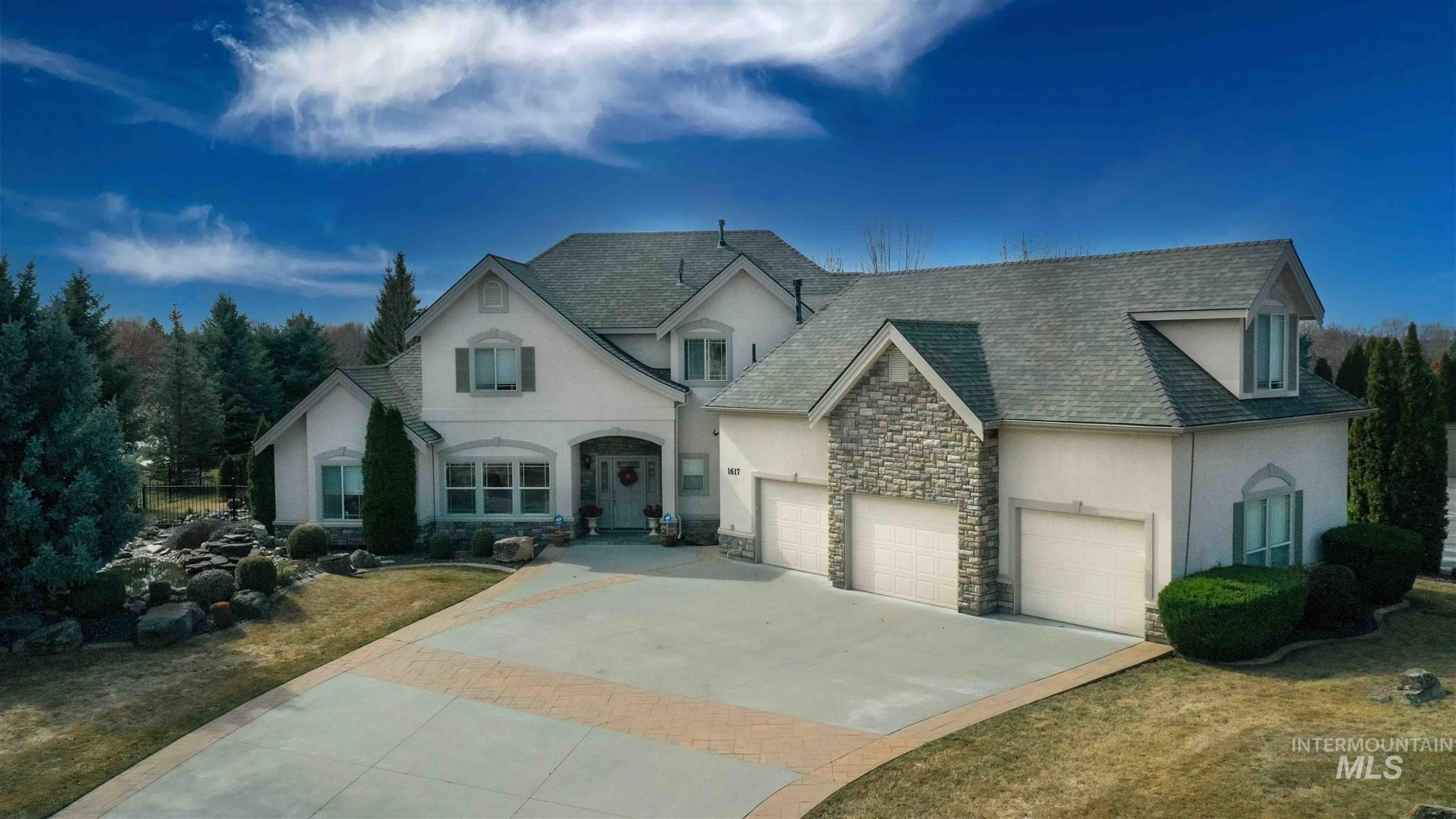 1617 N Dragonfly Pl Property Photo - Eagle, ID real estate listing