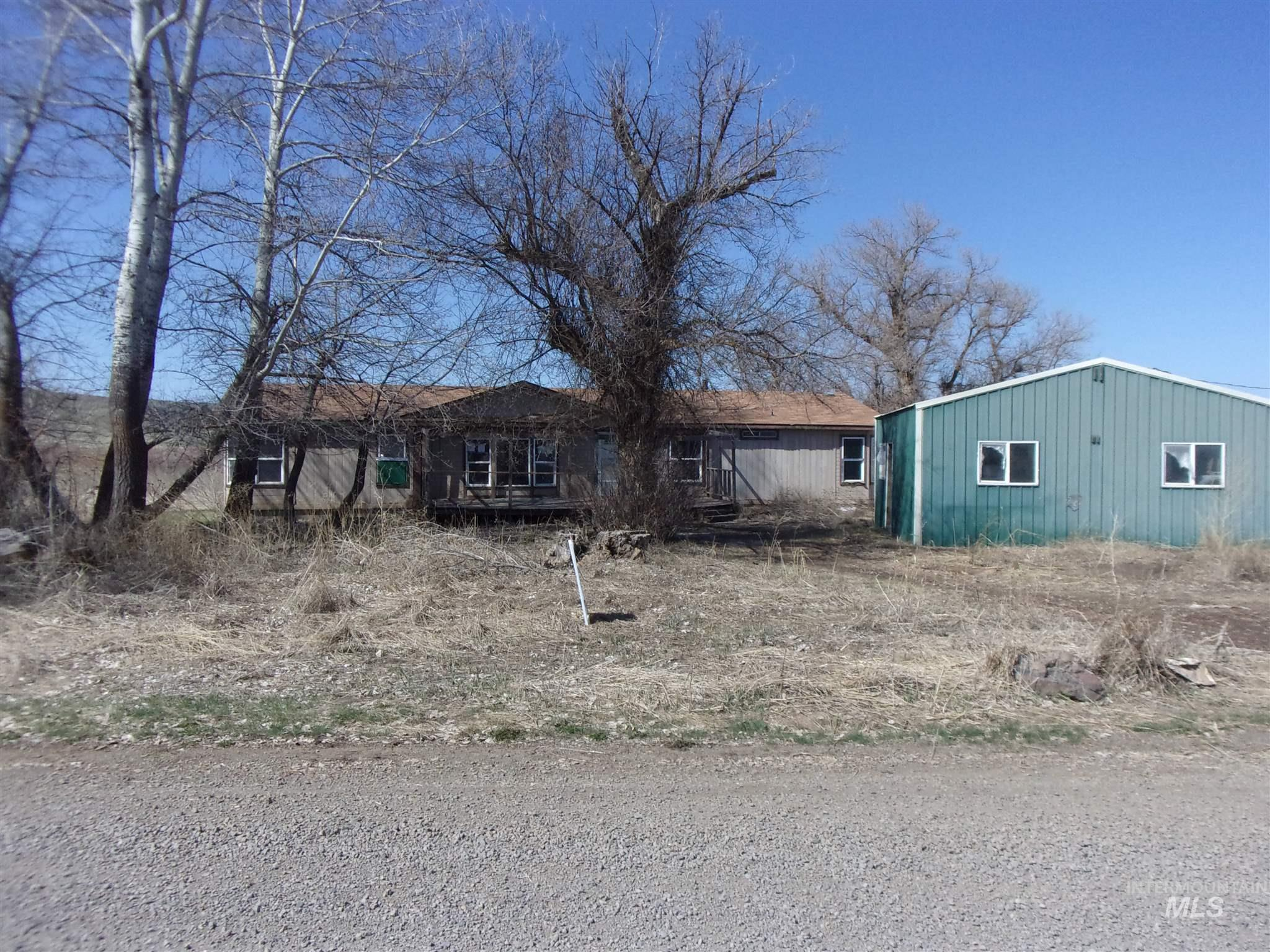 1715 N Crane Rd Property Photo - Midvale, ID real estate listing