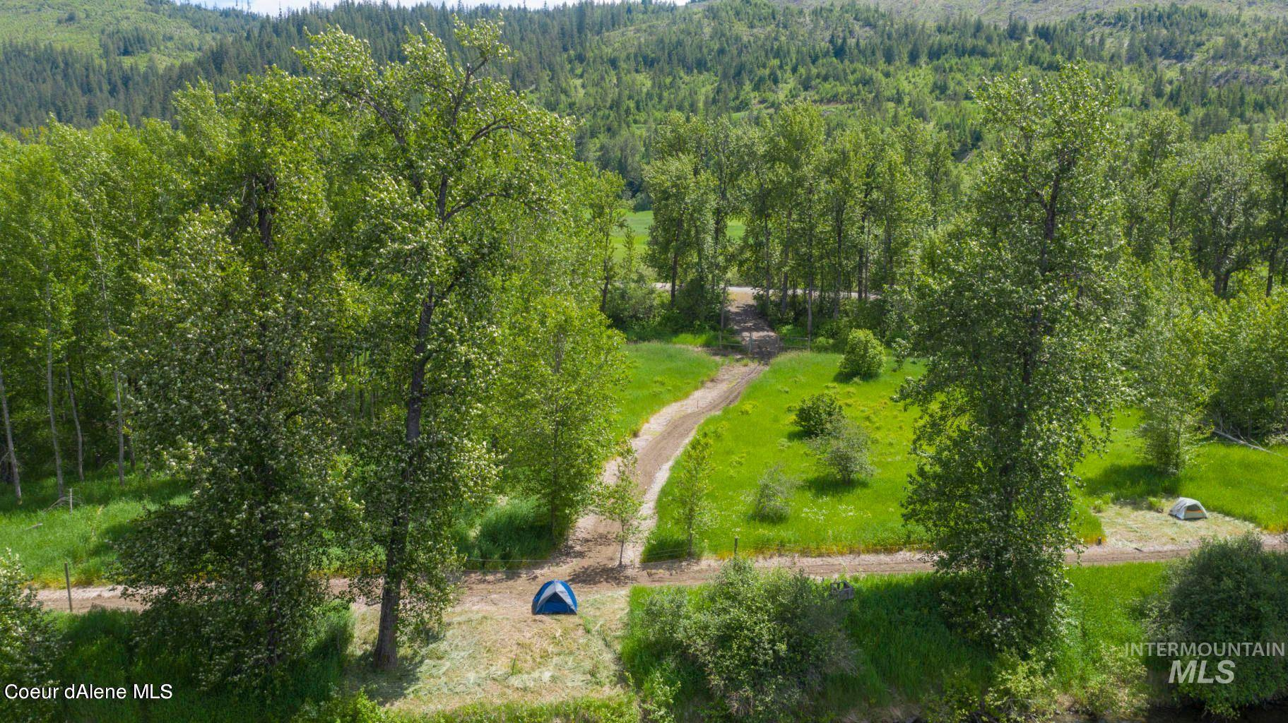 NKA Railroad Grade Parcel A-3 Property Photo - St. Maries, ID real estate listing