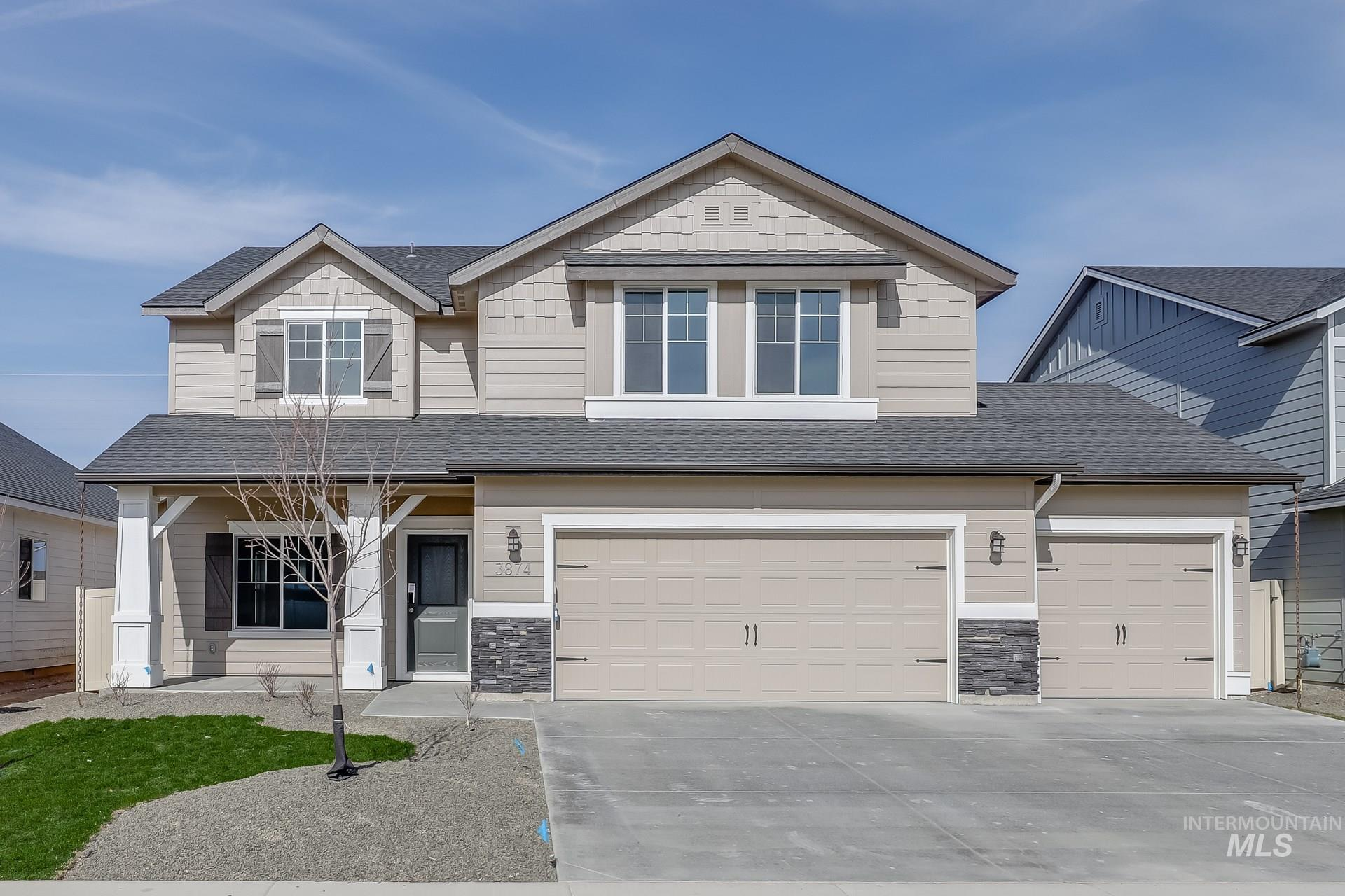 2739 W Balboa Dr Property Photo - Kuna, ID real estate listing