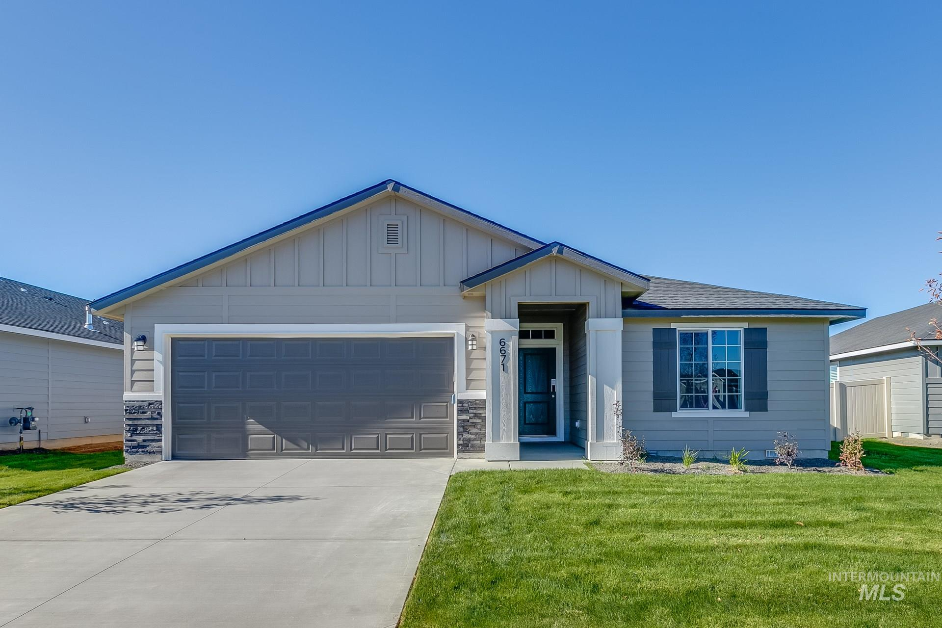 1569 N Thistle Dr Property Photo - Kuna, ID real estate listing