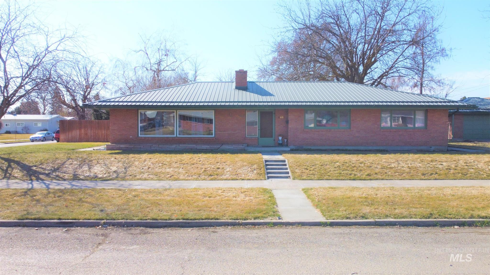 315 W Galloway Property Photo - Weiser, ID real estate listing