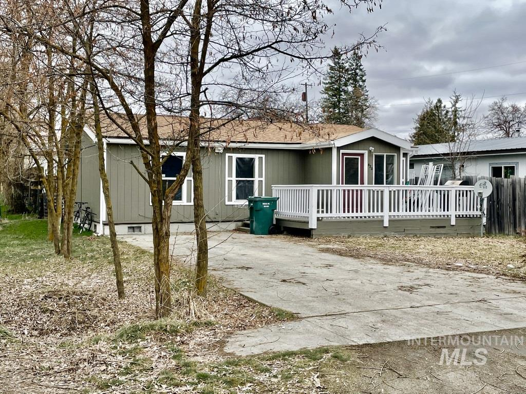 420 N Hall Street Property Photo - Grangeville, ID real estate listing
