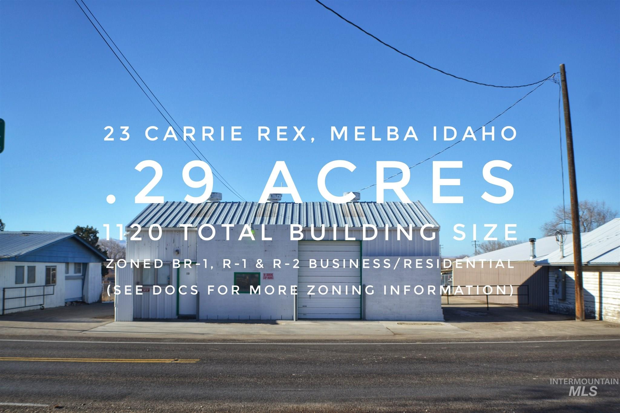 23 Carrie Rex Property Photo - Melba, ID real estate listing