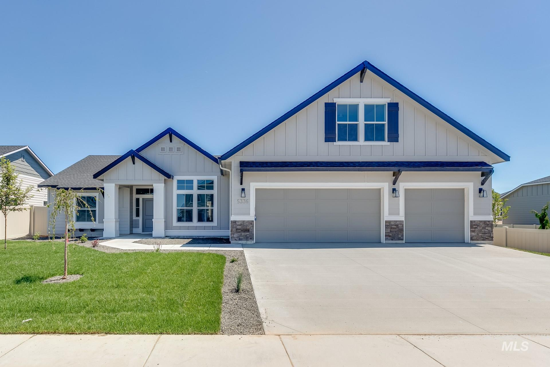 4952 W Sands Basin Dr Property Photo - Meridian, ID real estate listing