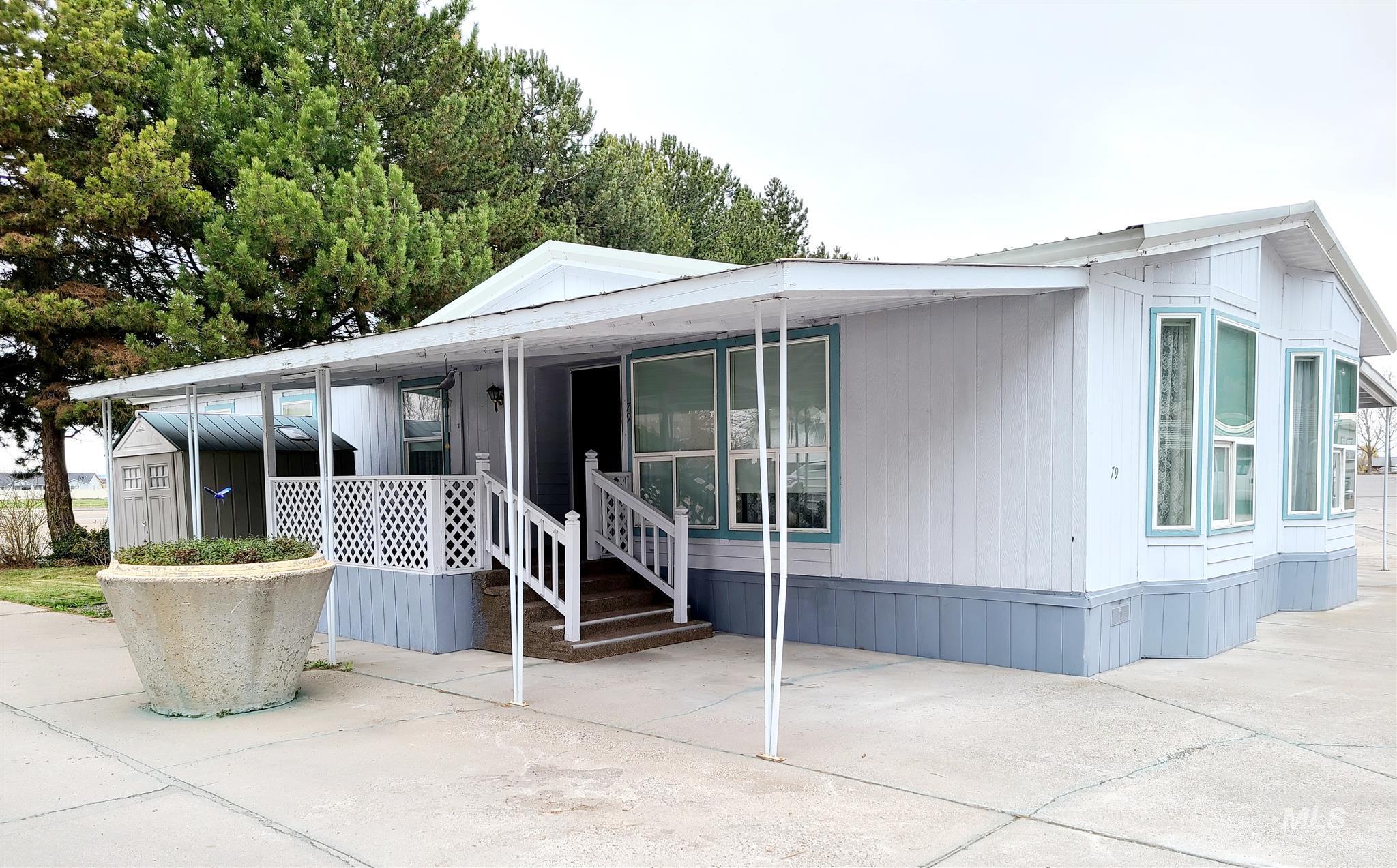 2701 N Alder Dr # 79 Property Photo - Fruitland, ID real estate listing