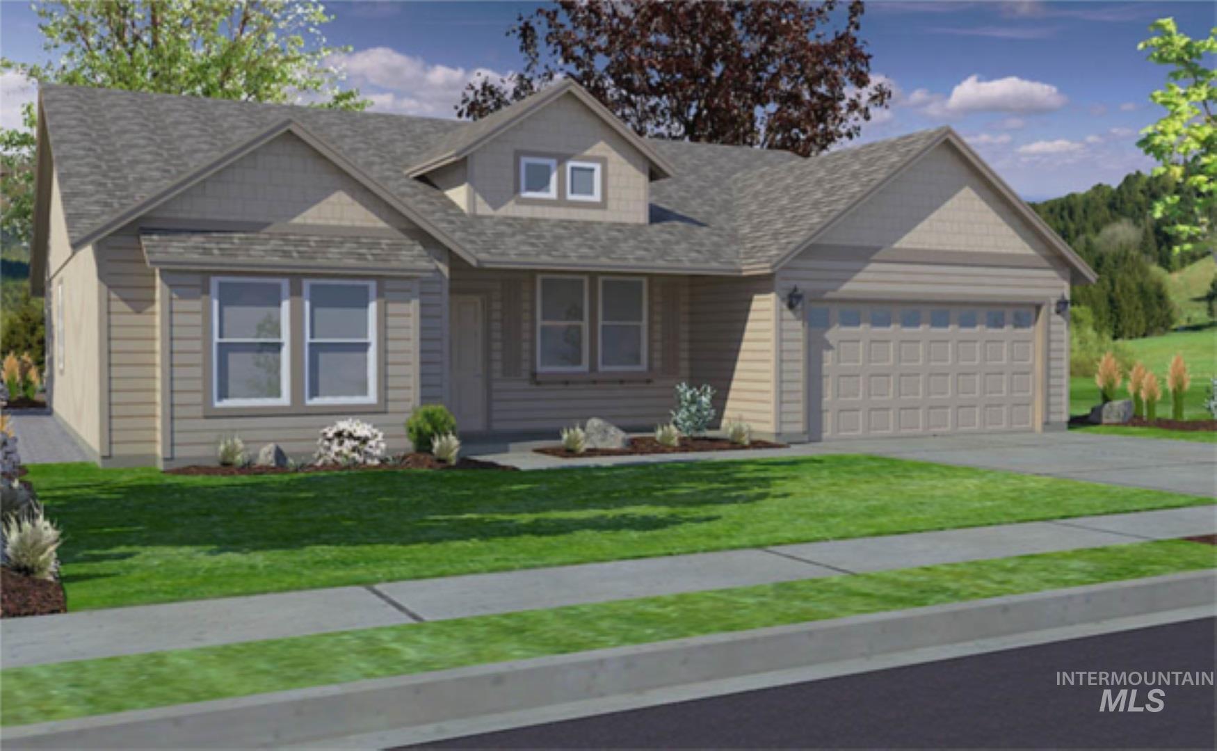 Lot 6 Blk 1 Mitera Subdivison Property Photo - Boise, ID real estate listing